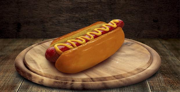 Pork Hot Dog