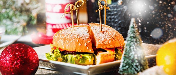 5 Christmas Burgers to Help Festivise Your Food Menu