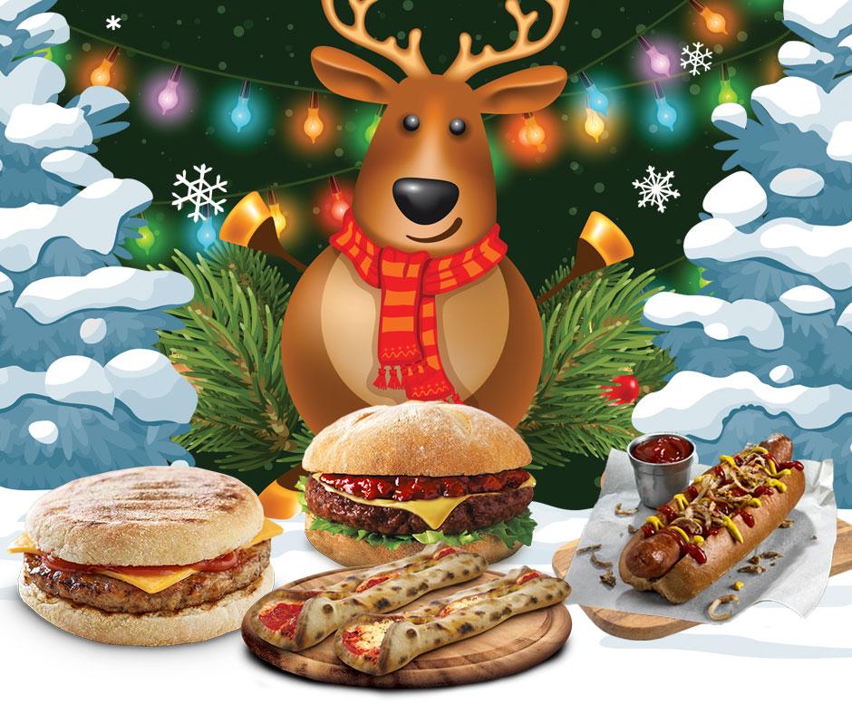 Christmas Social Media Assets All