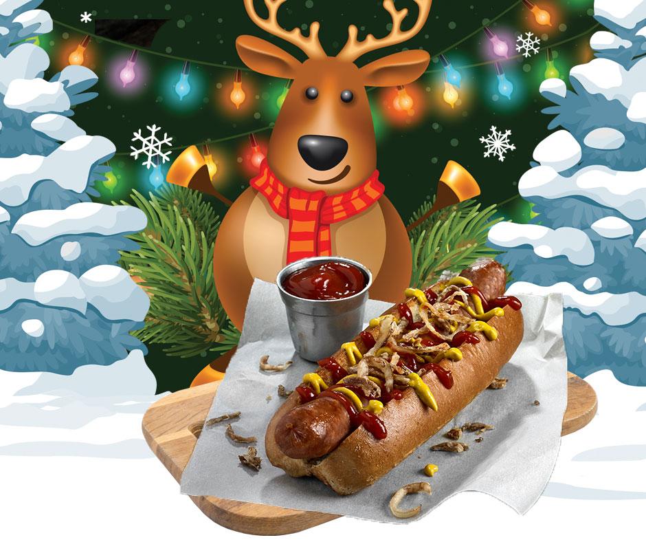 Big Al's Gourmet Hot Dog