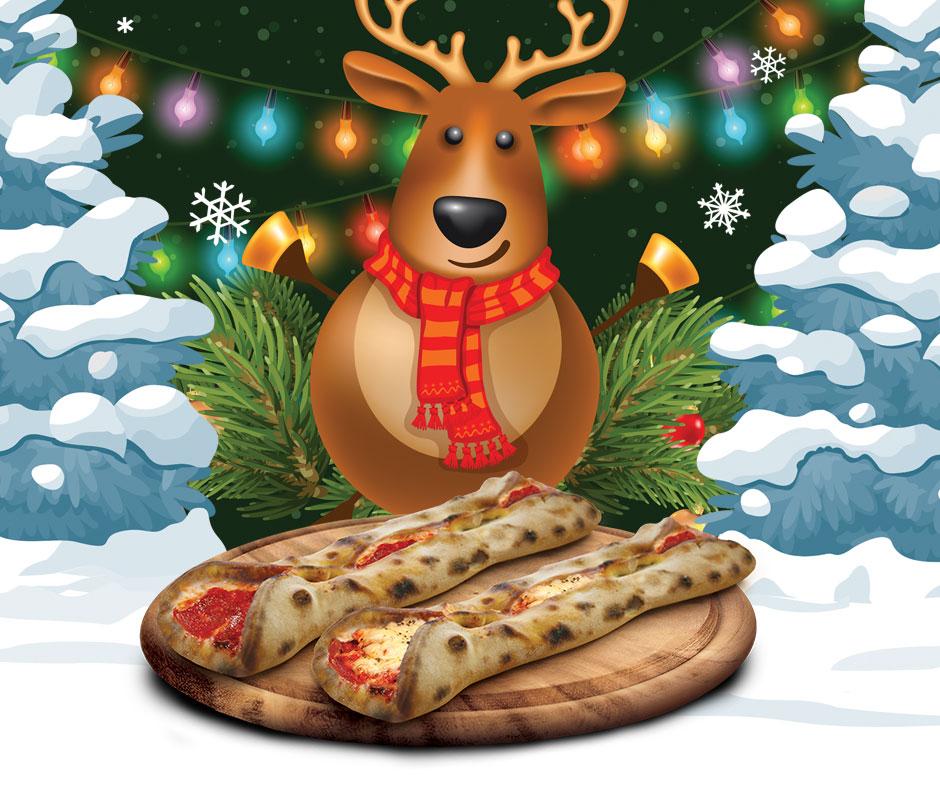 Big Al's Italian Pizza Twist