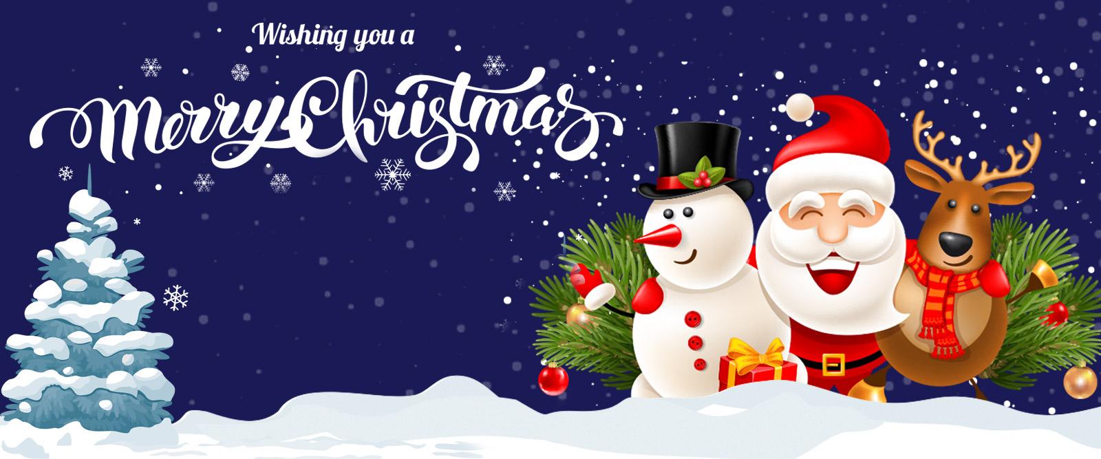 Christmas Social Media Assets